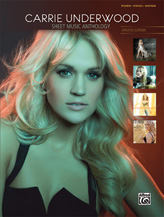 Carrie Underwood Sheet Music Anthology